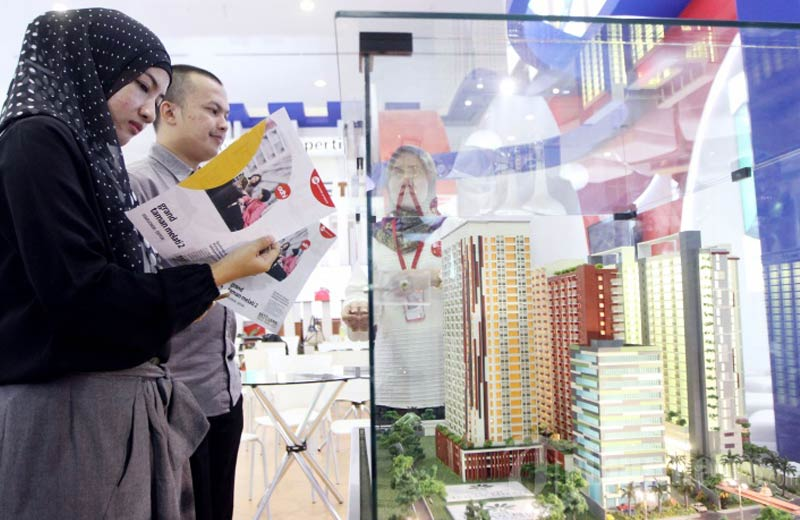 Pameran Indonesia Property Expo